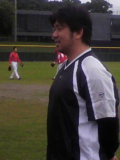 野茂コーチ