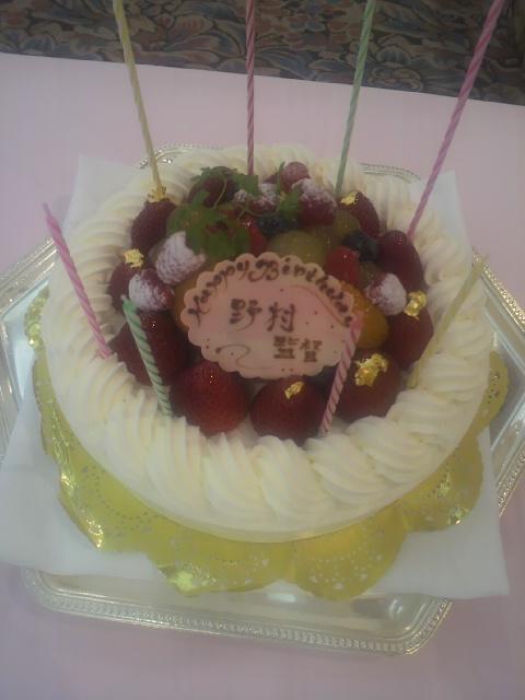 誕生日!!
