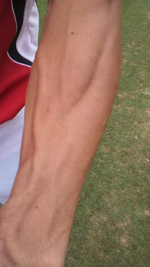 血管フェチ!
