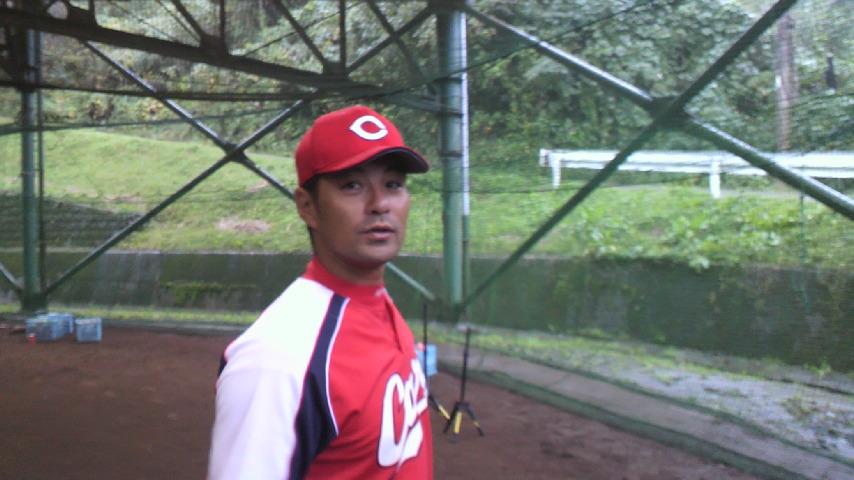 緒方コーチ