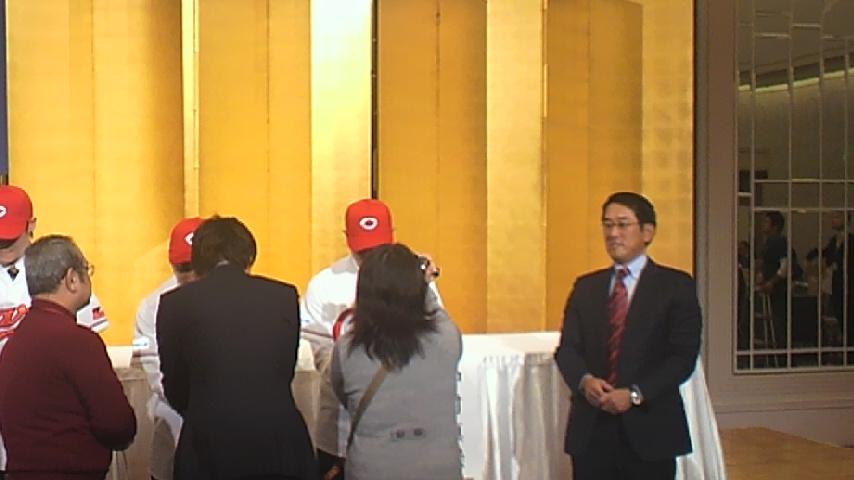 新入団発表!