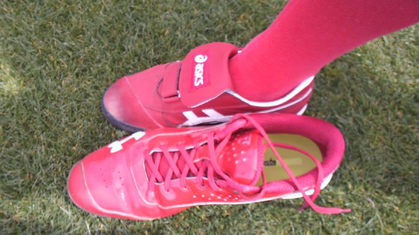 ミコの靴!