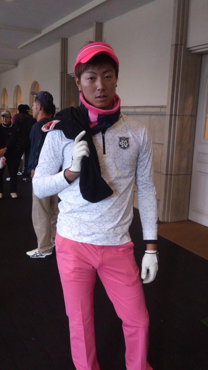 選手会ゴルフ